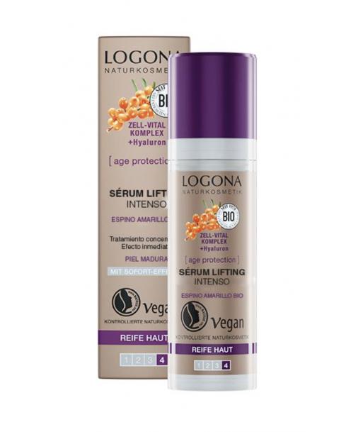 Lifting serum Age Protection Bio de 30ml (Logona)