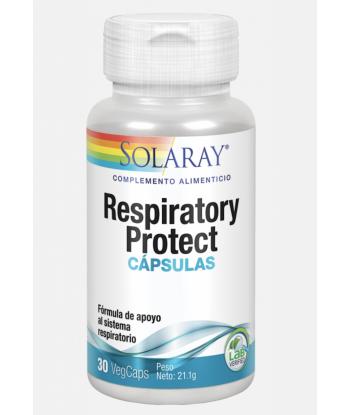 Respiratory protect de 30 vegcaps (Solaray)