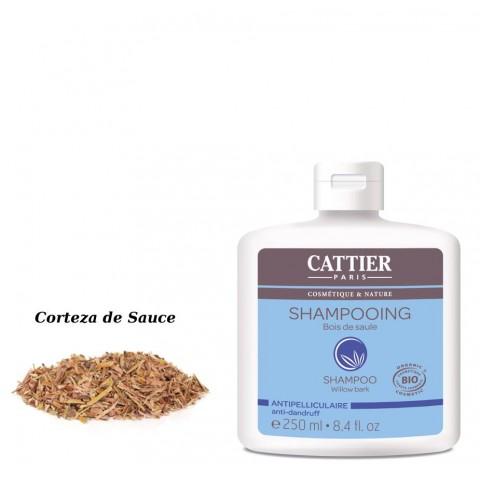 Champú Anticaspa Corteza de Sauce 250ml - CATTIER