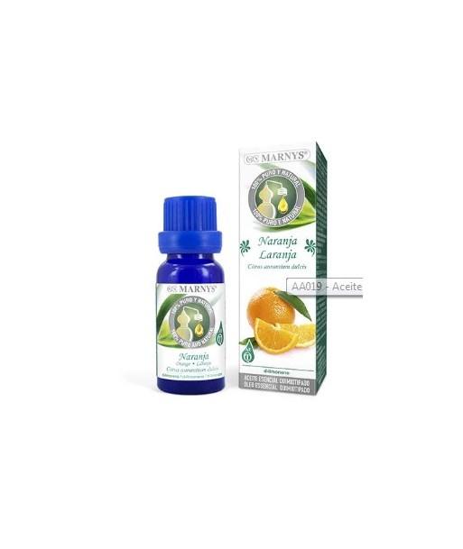 Aceite esencial de naranja 15 ml de Marnys