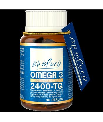 Omega 3 2400 TG 90perlas Estado Puro ( Tong il)