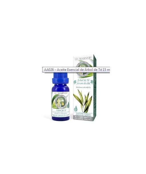Árbol del Té Aceite Esencial Alimentario 15 ml (Marnys)