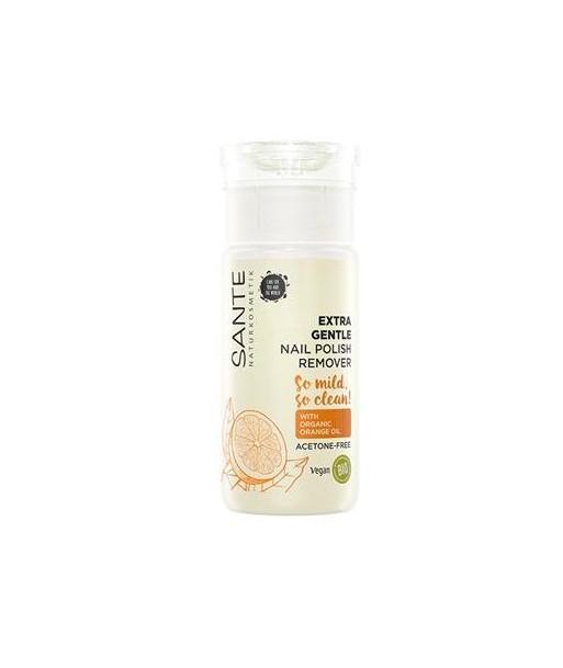 Quita esmalte de uñas con aceite de naranja Bio 100ml (Santé)