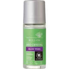 Desodorante Aloe Deo Crystal Roll-on 50ml (Urtekram)