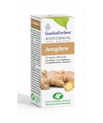 Jengibre Aceite Esencial 10ml (Esential Aroms)