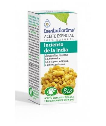 Incienso de la India Aceite Esencial 5ml Bio (Esential Aroms)