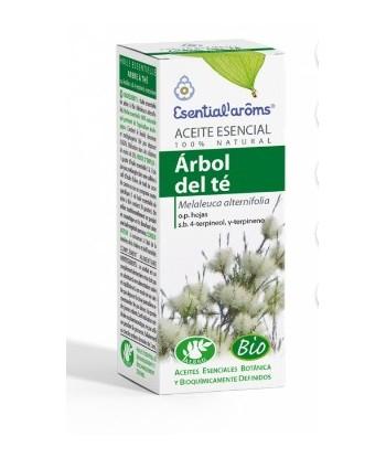 Árbol del Té Aceite Esencial 10ml Bio (Esential Aroms)