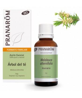Árbol del Té Aceite Esencial Bio 30ml (Pranarom)