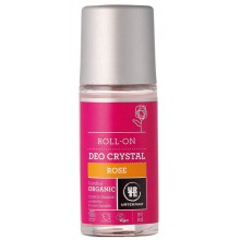 Urtekram-Desodorante Rosa roll-on 50ml