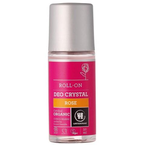 Urtekram-Desodorante Rosa roll-on 50ml