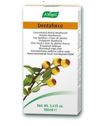 Dentaforce Elixir Bucal100 Ml  (Vogel)