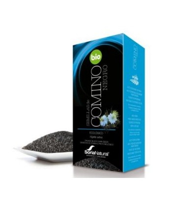 Semillas De Comino Negro Superalimentos 240 gramos (Soria Natural)