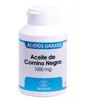 Holoram Comino Negro 1000 mg. 120 perlas (Equisalud)