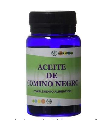 Aceite De Comino Negro 60 perlas (Alfa Herbal)
