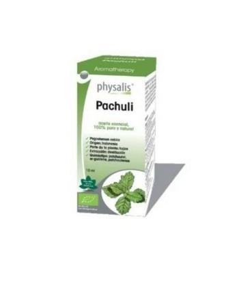 Esencia Pachuli 10ml. Bio (Physalis)