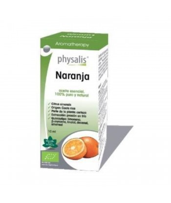 Esencia Naranja 10 ml BIO (Physalis)
