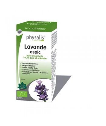 Esencia Lavanda (Spica) 10 ml Bio (Physalis)