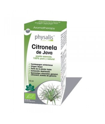 Esencia Citronela 10 ml (Physalis)