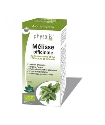 Esencia Melisa 10 ml. Bio (Physalis)