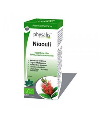 Esencia Niaouli 10 ml Bio (Physalis)