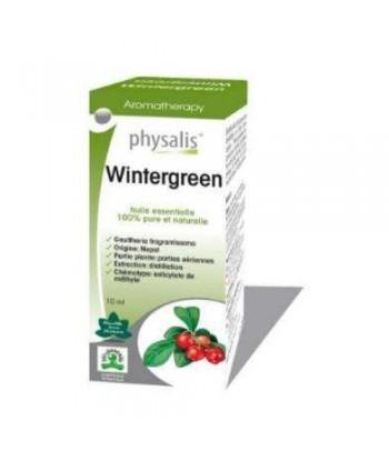 Esencia Gaulteria (Wintergreen) 10ml. Bio (Physalis)