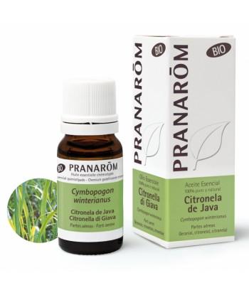 Citronela De Java Aceite Esencial Bio 10 ml (Pranarom)