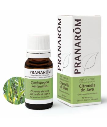 Citronela De Java Aceite Esencial 10ml (Pranarom)