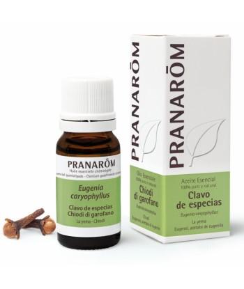 Clavo De Especias Aceite Esencial 10ml (Pranarom)