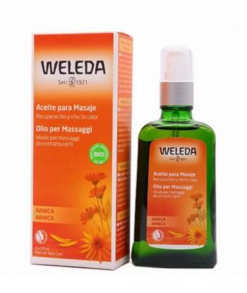 Aceite Árnica 100ml (Weleda)