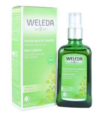 Aceite Anti-Celulítico de Abedul 100ml (Weleda)