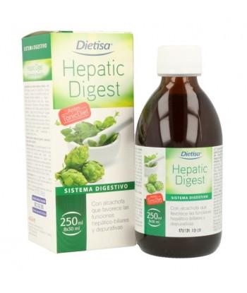 Jarabe Hepatic Digest 250ml (Dietisa)