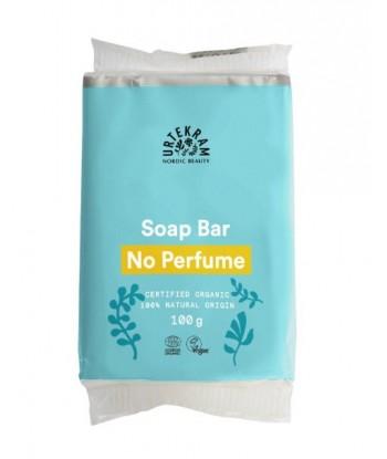 Jabón sin Perfume en pastilla Bio 100gr (Urtekram)
