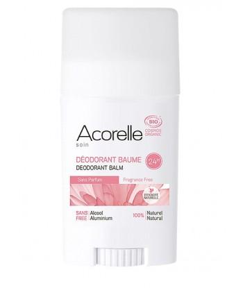 Desodorante Bálsamo Sin Perfume 45 gr (Acorelle)