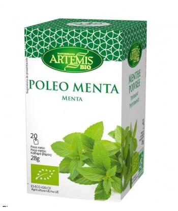 Poleo Menta en Filtros Bio (Artemis)