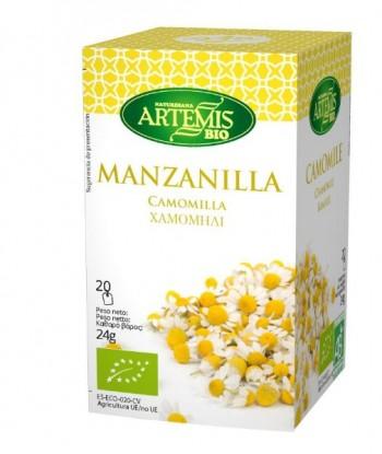 Manzanilla en Filtros Bio (Artemis)