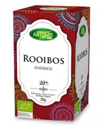 Te Rooibos Bio Filtros (Artemis)