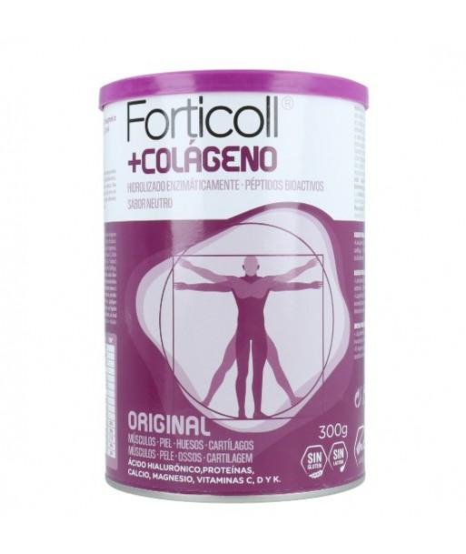 Forticoll + Colágeno 300 gr  (Lab. Almond)