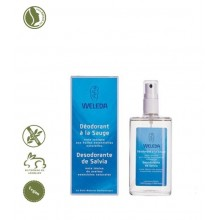 Desodorante Salvia Spray 100ml (Weleda)