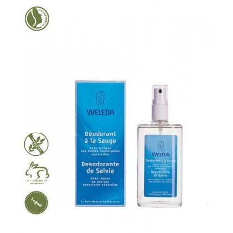 Desodorante Salvia Spray Weleda