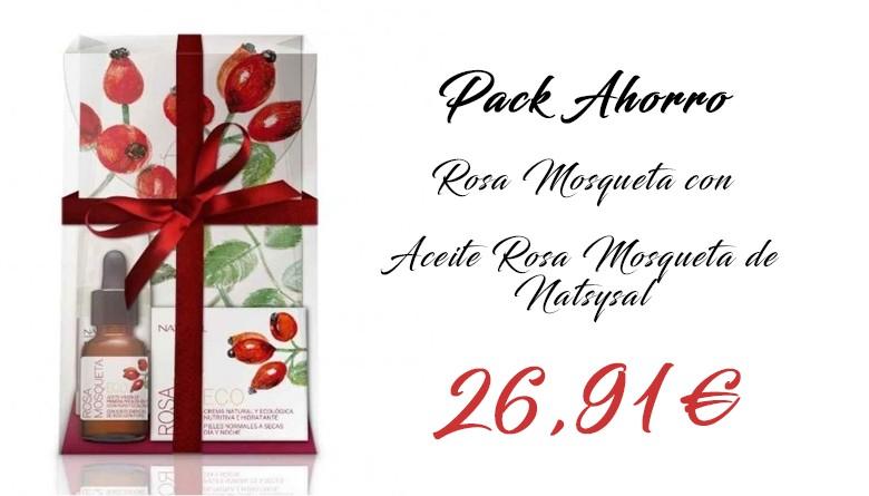 Pack Ahorro Rosa Mosqueta